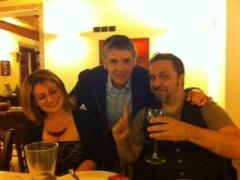 Cirilli con l'Assessore Sglavo e il Consigliere Comunale Morresi