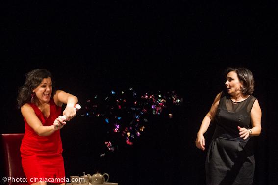 Perfide per un anno, Auditorium Graziano Giusti, Sant'Elpidio a