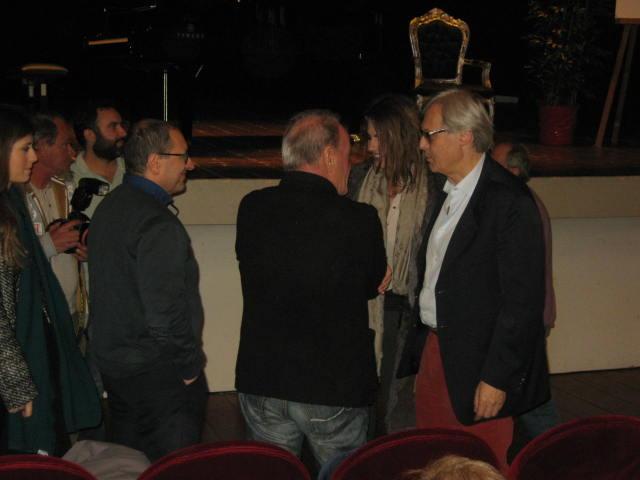 Sgarbi, Corvatta, Marcolini