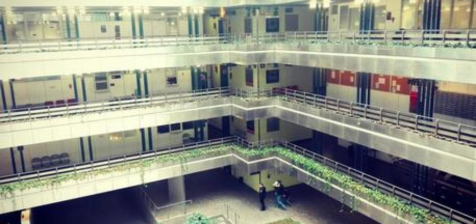 Tribunale di Ancona, interno