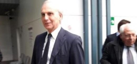 L'ex dg di Banca Marche Massimo Bianconi