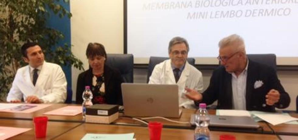 Sanità: illustrato ad Ancona, a cura dell'Andos, il progetto di autopalpazione al seno