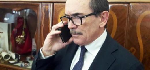 Il procuratore generale antimafia Cafiero De Raho ad Ancona