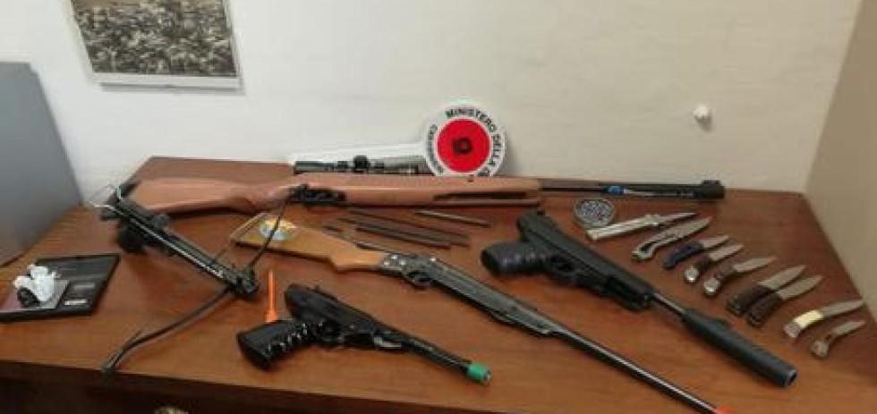 Senigallia, spara con fucile a piombini