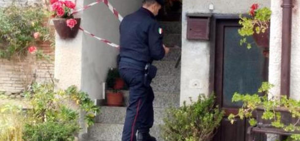Incendio in abitazione a Sarnano, due morti